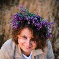 Девушка на природе :: Pavel Kazmin