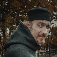Человек с средневековья...) :: Александр Рамус