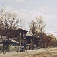 городок провинциальный... :: Евгения Семененко