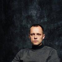 Что-то вроде портрета. Фотограф Евгения Ходина. Обработка Александр Горбачев. :: Александр Горбачев