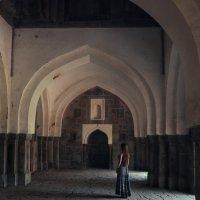 В Индии... :: Alena Seroshtan