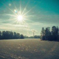 Зима наступила :: Дмитрий Колесников