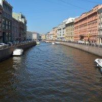 Прогулки по Санкт-Петербургу (этюд 4) :: Константин Жирнов