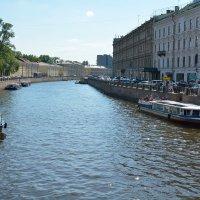Прогулки по Санкт-Петербургу (этюд 5) :: Константин Жирнов