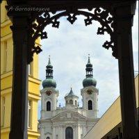 Костел Св. Марии Магдалины. :: Anna Gornostayeva