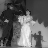 в танце :: Дмитрий Яшин