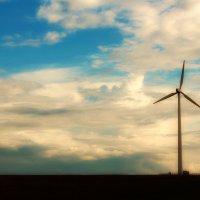 Наедине с ветрами :: Инна Малявина