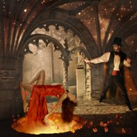 Проделки волшебника :: Inga Керрен
