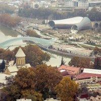Мост Мира в Тбилиси :: Алексей Окунеев