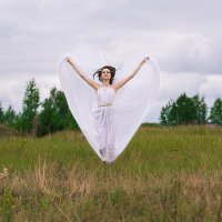 На крыльях любви :: Наталия Трофимова