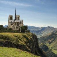 Le Notre Dame de Gergeti :: Valery
