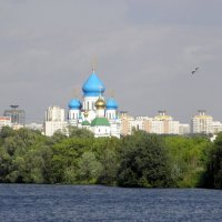 Храм  святителя Спиридона Тримифунтского в Москве. :: Елена