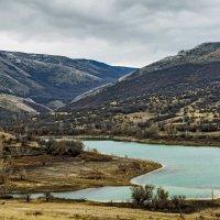 Осень в горах. :: Виктор Чепишко