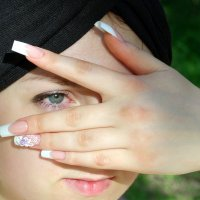 Глаза - это зеркало души. :: Anna Gornostayeva