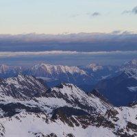 Вечер в альпах :: Михаил Фирсов