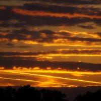 Закатное небо :: Natalia Harries