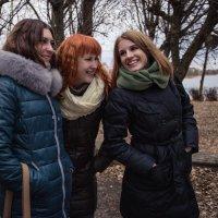 Подружки :: Наталия Тугаринова