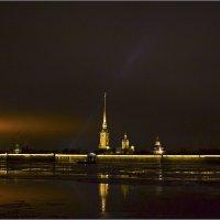 Петропавловская крепость :: Irina Gorbovskaya