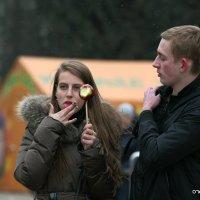 Яблочко на вкус или мир для двоих :: Олег Лукьянов