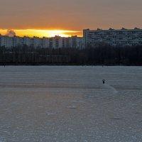 Вдаль за горизонт... :: Владимир Питерский