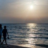 Карибский вечер :: Андрей Володин