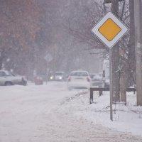 Зимняя дорога :: Сергей Гибков