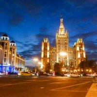 Москва вечерняя :: Кирилл Зайцев
