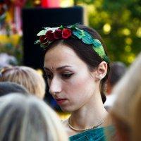 Задумчивая барышня :: Екатерина Сергеева
