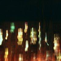 Ночные  окна... :: Валерия  Полещикова