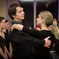 Открытый бал МФТИ 23.11.2014 :: Полина Суязова