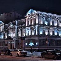 Астана. Театр Горького. :: Arman