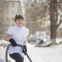 Борец со снегом) :: Валерий Синегуб