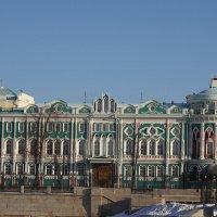 Дом Севастьянова :: Александр Смирнов