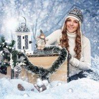 Рождественская сказка. :: Elena Klimova