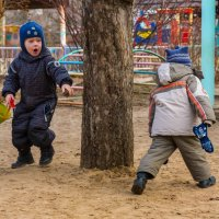 Детский сад :: Сергей Клембо