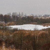 Зимы унылые пейзажи?  Лишь только навевают грусть... :: Анатолий Клепешнёв