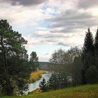 Река Тьма :: Виктор Калабухов