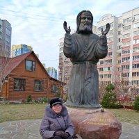 Рядом с Серафимом :: Елена Федотова
