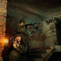 Girl&Gun :: Ильмар Мансуров