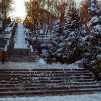 Лестница - чудесница :: Константин Бобинский