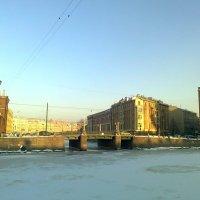 Мало-Калинкин мост :: Николай