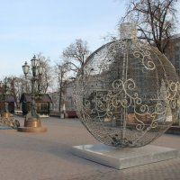 Москва готовится к празднику :: nastampl