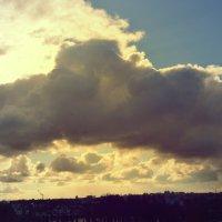 октябрьское небо :: Андрей Кончин