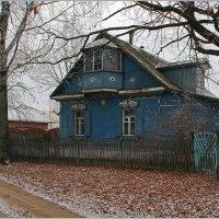 Дом с мезонином. :: Роланд Дубровский