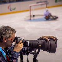 Фотограф за работой :: Александр Хорошилов