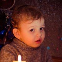 в ожидании Новогоднего чуда... :: Olga Vitman