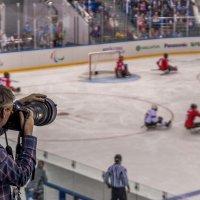 Фотограф за работой 2 :: Александр Хорошилов