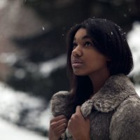 первый снег :: Олег Ветер