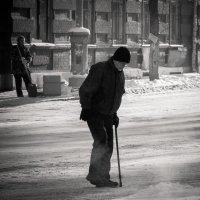 Шаг за шагом.. :: Yuriy Puzhalin