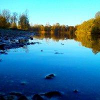 Река на закате :: оксана